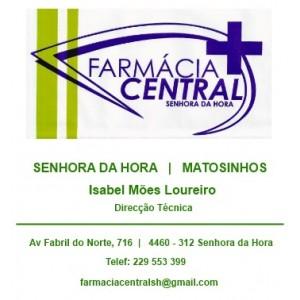 Farmácia Central da Senhora da Hora