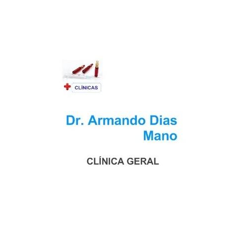 Dr. ARMANDO DIAS MANO