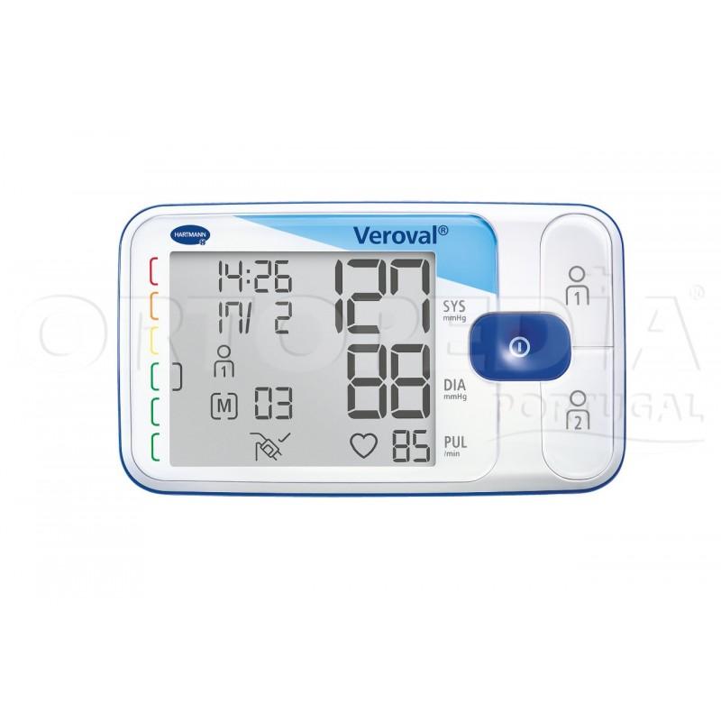 Medidor de tensão arterial de braço