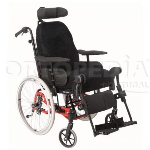 Cadeira de rodas comforto