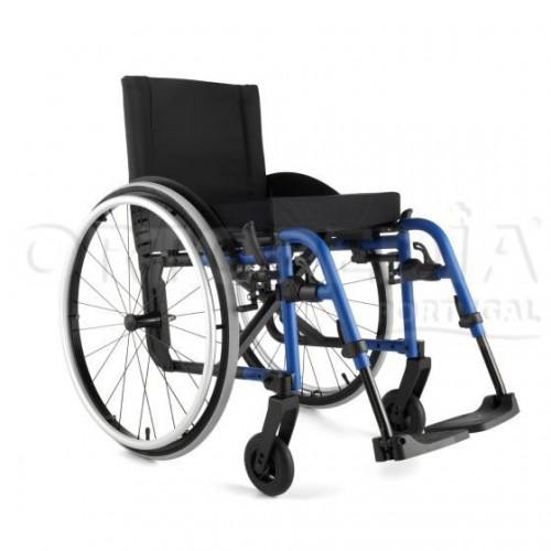 Cadeira de rodas liga ultra leve