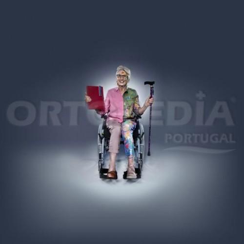 Cadeiras de Rodas Liga Leve
