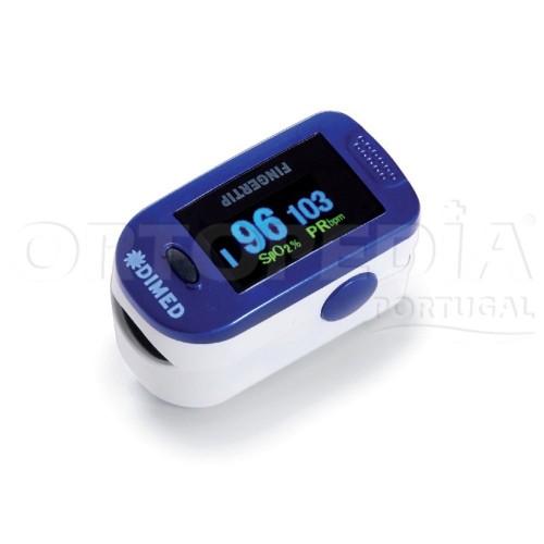 Pulsioxímetro digital de dedo