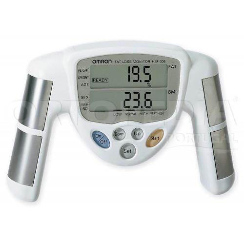 Medidor de índice de massa gorda