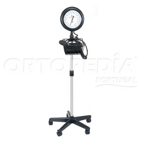 esfigmomanómetro aneróide de coluna portátil