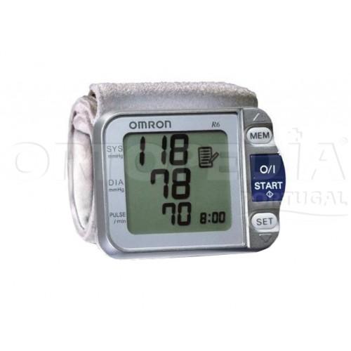Medidor de tensão arterial de pulso com detecção de arritmia