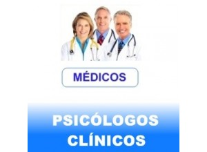 PSICÓLOGOS CLÍNICOS